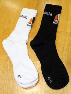 Дълги ежедневни чорапи - 4.00 лева