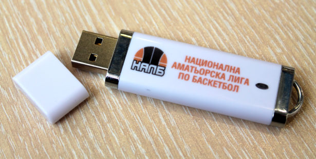 Флашка (USB памет – 8GB) – 12.00 лева