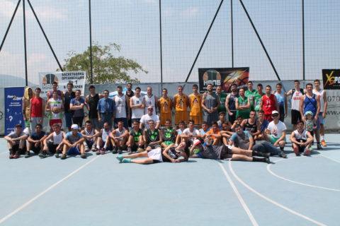 3х3 турнир на НАЛБ, сезон 2015/2016