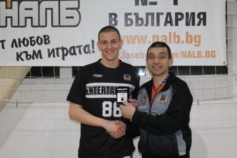 Боби Петров и Марин Механджиев