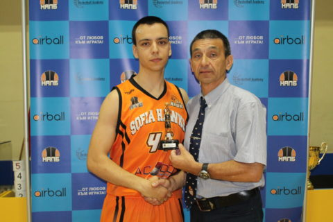 Мартин Механджиев и Марин Механджиев