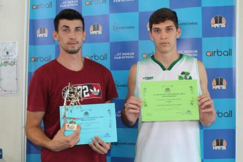 Ерик Димитров и Павел Антонов