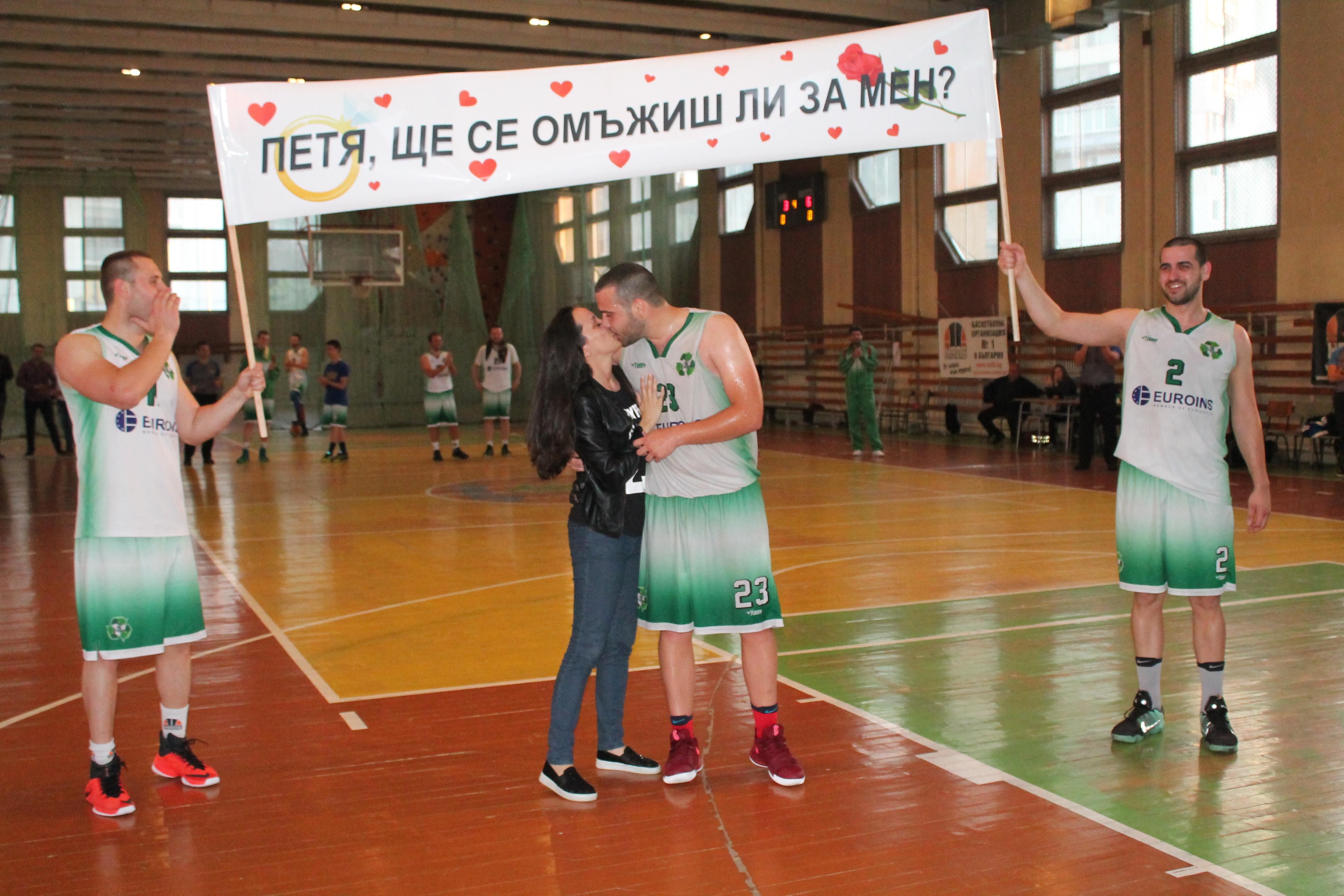 Цветан Георгиев и Петя Делчева