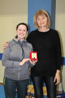 Василка Великова и Диана Дилова-Брайнова