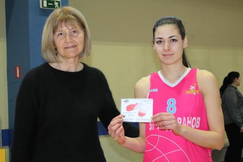 Мирена Денчева и Диана Дилова-Брайнова