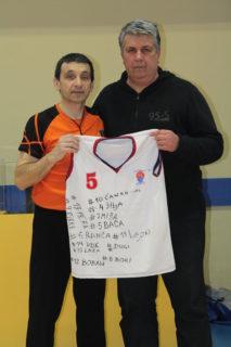 Марин Механджиев и Вуя Вукадинович