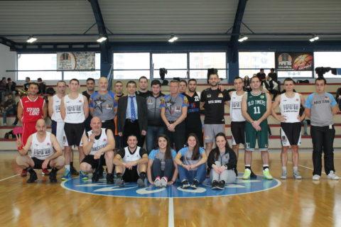 НАЛБ ТИЙМ и Българското баскетболно общество