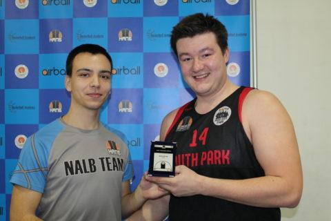 Мартин Механджиев и Васил Костов