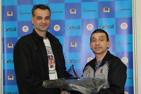 Красимир Кирилов и Марин Механджиев