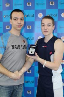Мартин Механджиев и Антон Начев