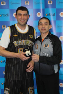 Петър Попов и Марин Механджиев