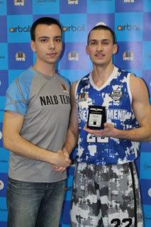 Мартин Механджиев и Ахилеас Зикас