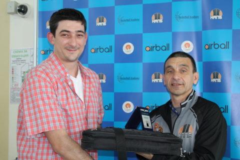 Николай Мораров и Марин Механджиев