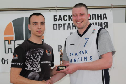 Мартин Механджиев и Бойко Миленков