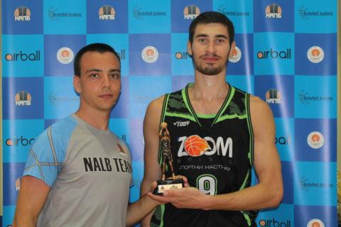 Мартин Механджиев и Борис Матраков