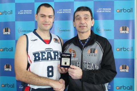Йоаннис Кесисис и Марин Механджиев
