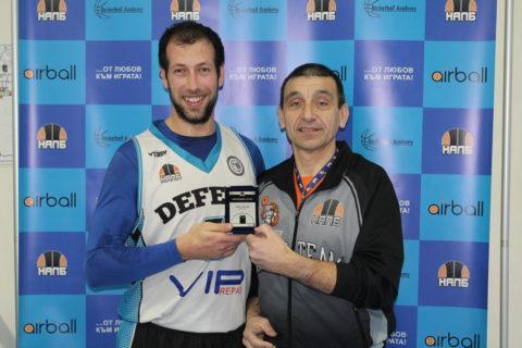 Христо Ангелов и Марин Механджиев