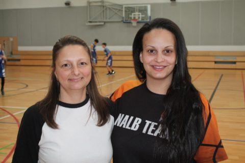 Станимира Златкова и Надежда Попова