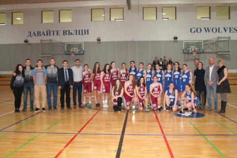 Софийска ученическа лига по баскетбол към НАЛБ