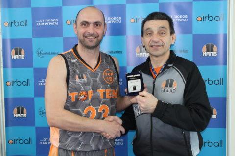 Ангел Братанов и Марин Механджиев