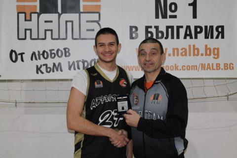 Руслан Брезов и Марин Механджиев