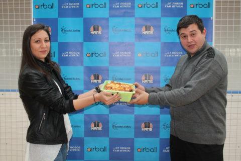Теодора Славова и Борис Данаилов